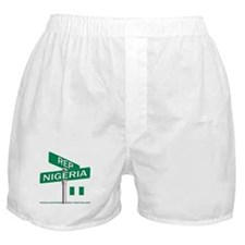 REP NIGERIA Boxer Shorts
