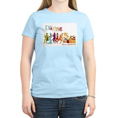 The Daring Kitchen Women's Colors T-Shirt