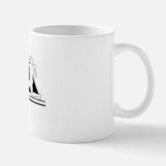 AA League Mug