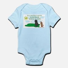 labradoodle Infant Bodysuit