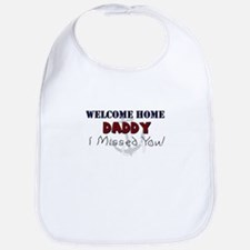 (US Navy) Welcome Home Daddy Bib