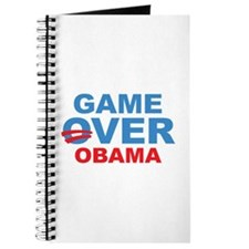 Anti Obama Game Over Journal