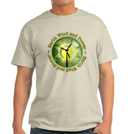 Earth wind and power Light T-Shirt