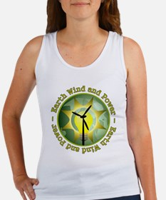 Earth wind and power Women's Tank Top