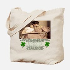 Tribute to Mother Tote Bag
