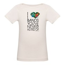 I love Bands Tee