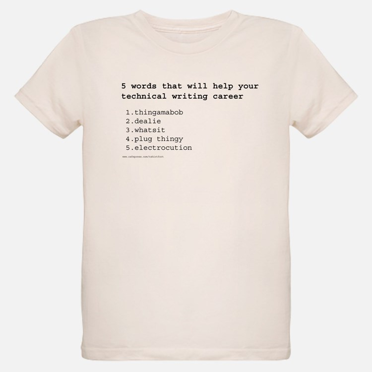 Technical Writer T-Shirt