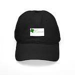 Shamrock Mom Black Cap