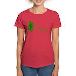 Shamrock Mom Women's Dark T-Shirt