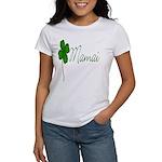 Shamrock Mom Women's T-Shirt