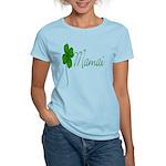 Shamrock Mom Women's Light T-Shirt