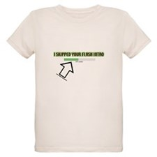 skipped flash T-Shirt