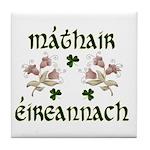 Irish Mother (Floral) Tile