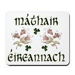 Irish Mother (Floral) Mousepad