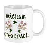 Irish Mother (Floral) Mug
