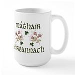 Irish Mother (Floral) Large Mug