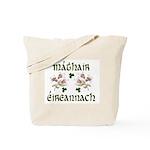 Irish Mother (Floral) Tote Bag