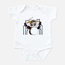 DRUMS (2) Infant Bodysuit