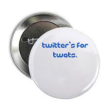 """Cute Twitter 2.25"""" Button (10 pack)"""