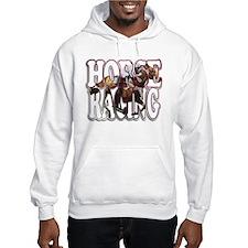 """""""Horse Racing"""" Hoodie"""