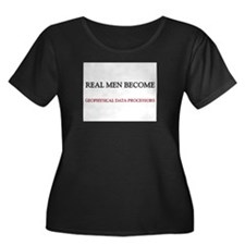 Real Men Become Geophysical Data Processors Women'