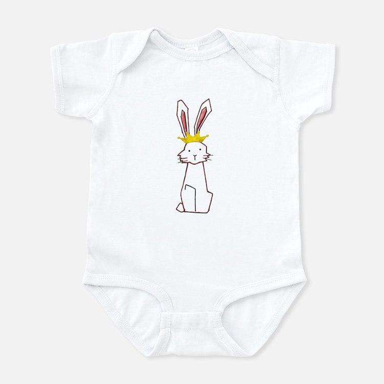 Princess Bunni Infant Bodysuit