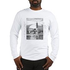 Loggerhead Key Lighthouse Long Sleeve T-Shirt