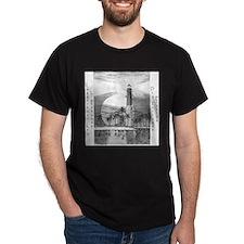 Loggerhead Key Lighthouse T-Shirt