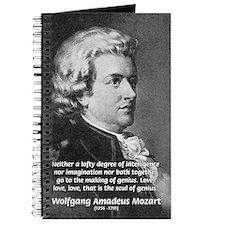 Music, Genius and Mozart Journal