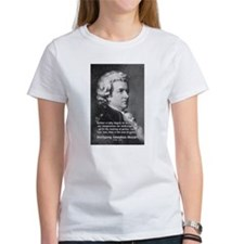 Music, Genius and Mozart Tee
