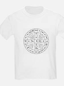 Yantra Tattoo 15 T-Shirt