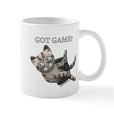 Got Game Kitten Small Mug