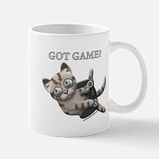 Got Game Kitten Small Small Mug