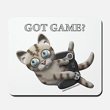 Got Game Kitten Mousepad