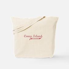 Coney Island Brooklyn Tote Bag