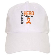 Leukemia Hero Son Baseball Cap