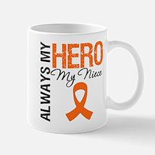 Leukemia Hero Niece Mug