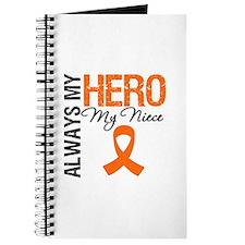 Leukemia Hero Niece Journal