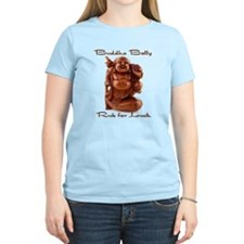 Buddha Belly ~ Rub for Luck 2 T-Shirt