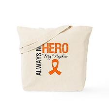 Leukemia Hero Nephew Tote Bag