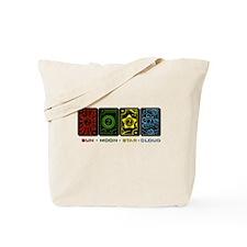 Lexio Twos Tote Bag