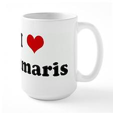 I Love Damaris Mug