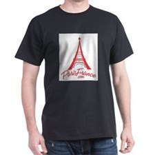 Paris France Original Merchan T-Shirt