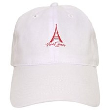 Paris France Original Merchan Baseball Cap