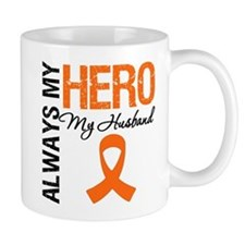 Leukemia Hero Husband Mug