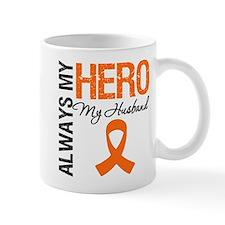 Leukemia Hero Husband Mug