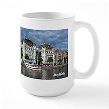 Stockholm Waterfront Mug