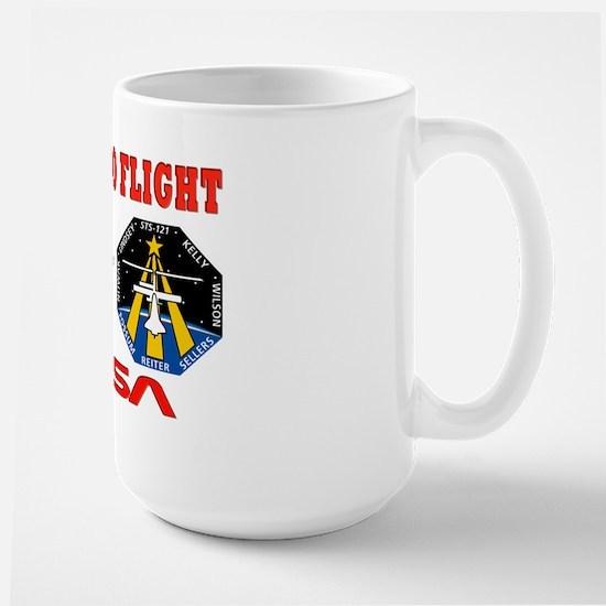 Return To Flight: Discovery Large Mug