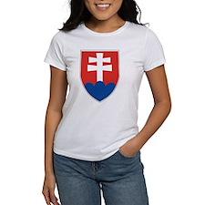 Slovakia Coat Of Arms Tee