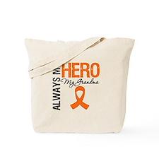 Leukemia Hero Grandma Tote Bag